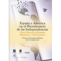 España y América en el...