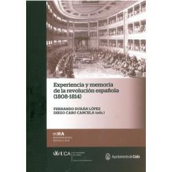 Experiencia y memoria de la...