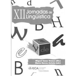 Jornadas de lingüística,...