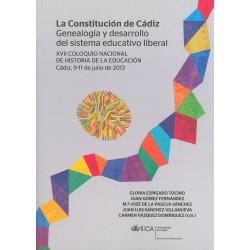 La constitución de Cádiz....
