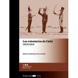 Los voluntarios de Cádiz...