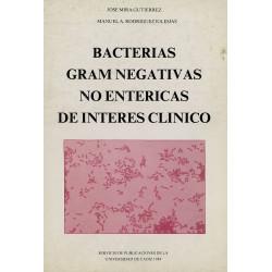 BACTERIAS GRAM NEGATIVAS NO...