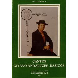 CANTES GITANO-ANDALUCES...