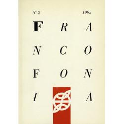 FRANCOFONIA Nº 2