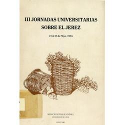 III JORNADAS UNIVERSITARIAS...