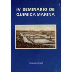 IV SEMINARIO DE QUIMICA MARINA