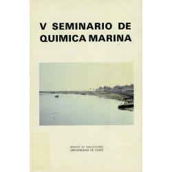V SEMINARIO DE QUIMICA MARINA