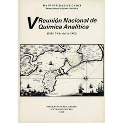 V REUNION NACIONAL DE...