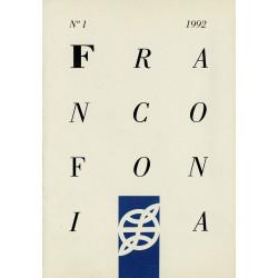 FRANCOFONIA Nº 1