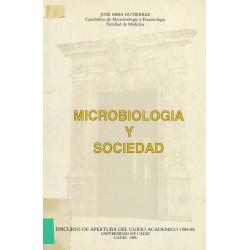 MICROBIOLOGIA Y SOCIEDAD