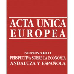 Acta única europea